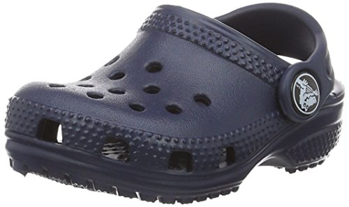 Crocs Unisex-Kinder Classic Kids Clogs, Blau (Navy...