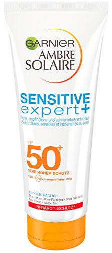 Garnier Ambre Solaire Sensitive expert+ Milch LSF...