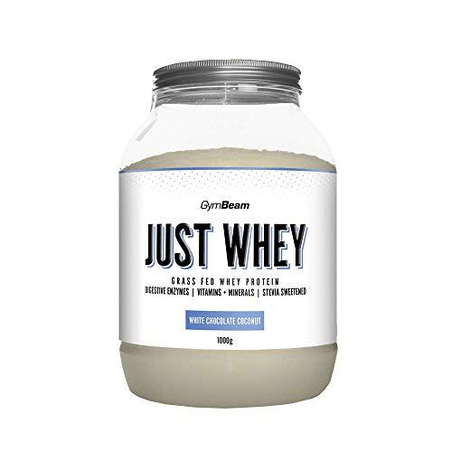 Just Whey Protein - GymBeam 1000 g - weiße...