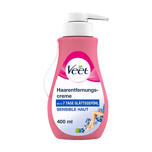 Veet Sensitive Haarentfernungscreme – Schnelle &...