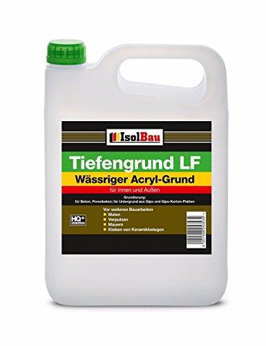 Isolbau Tiefengrund LF 10 L Absolute Profiware...