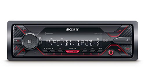 Sony DSX-A410BT MP3 Autoradio (Dual Bluetooth,...