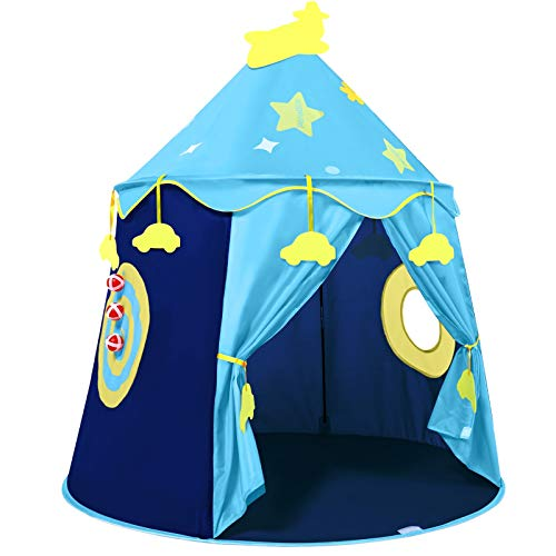 Peradix Spielzelt Prinzenschloss Zelt für Jungs...