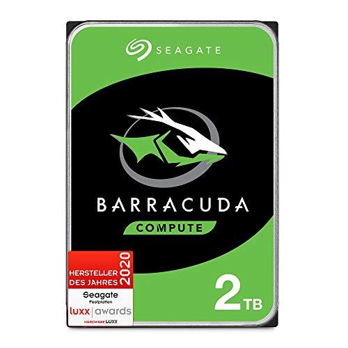 Seagate Barracuda, interne Festplatte 2 TB HDD,...