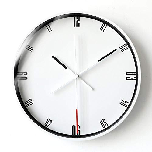NEWELLYY Ablesen der Uhrzeit Lernen,Einfache...