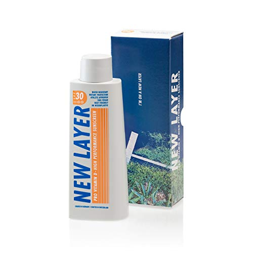 NEW LAYER Sonnencreme | LSF 30 | Pro Vitamin D |...