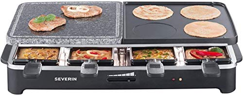 SEVERIN RG 2341 Raclette-Partygrill (ca. 1.500 W,...