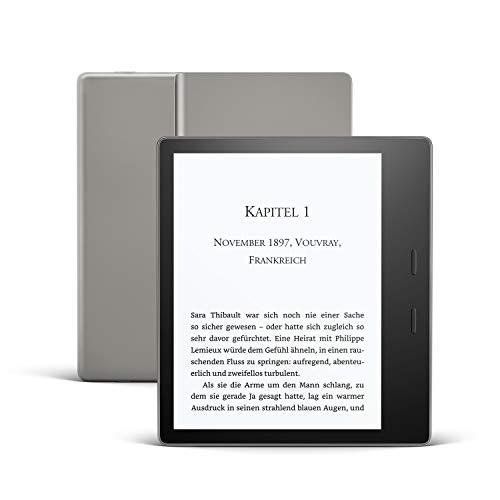 Kindle Oasis, Leselicht mit verstellbarer...