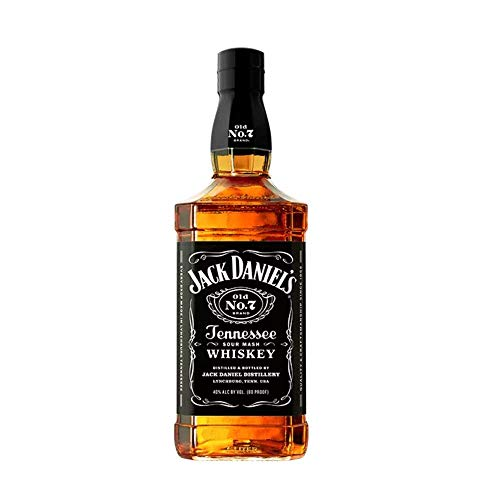 Jack Daniel's Old No.7 Tennessee Whiskey - 40%...