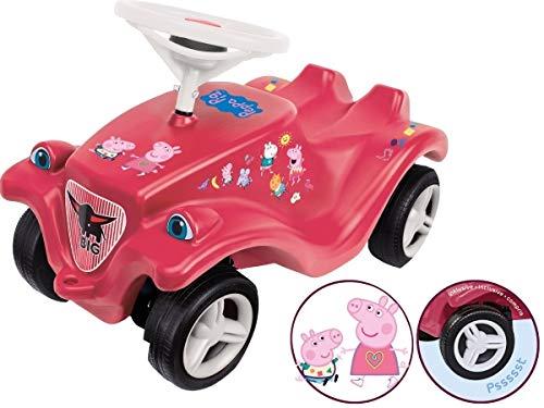 BIG - Simba 800056120 Bobby Car Peppa Pig...