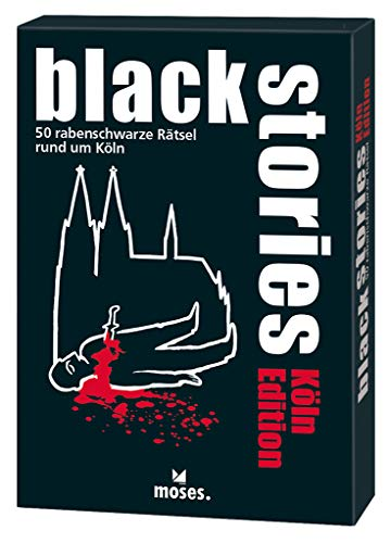 Moses. Black Stories Köln Edition | 50...