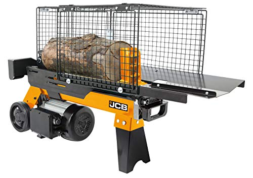 JCB Holzspalter hydraulisch 4 Tonnen Spaltkraft...