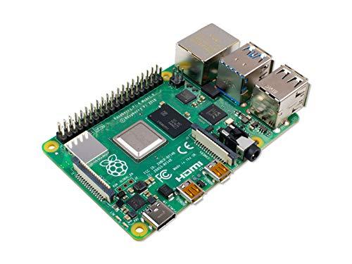 Raspberry Pi 4 Modell B;  4GB, ARM-Cortex-A72 4...