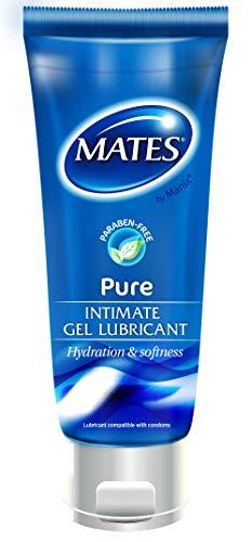 Mates Pure Intimate Gel Gleitgel 200 ml