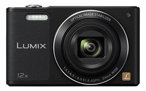Panasonic LUMIX DMC-SZ10EG-K Style-Kompakt...