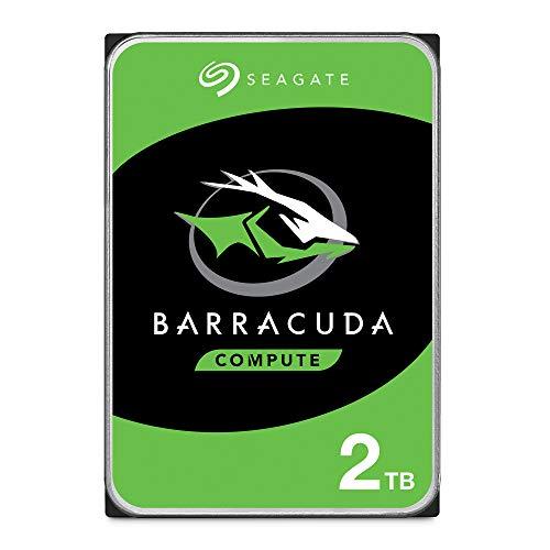 Seagate BarraCuda 2 TB HDD, interne Festplatte...