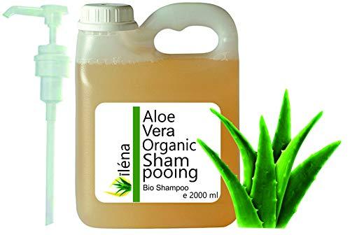 Bio Shampoo mit Aloe Vera, Argan und Vitaminen...