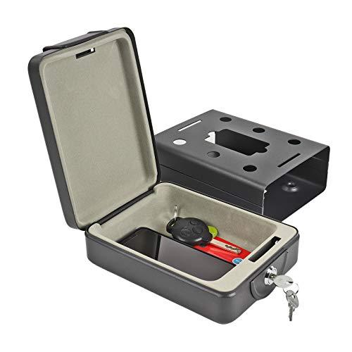ProPlus Hochsichterheits Mobilsafe mit Schlüssel...