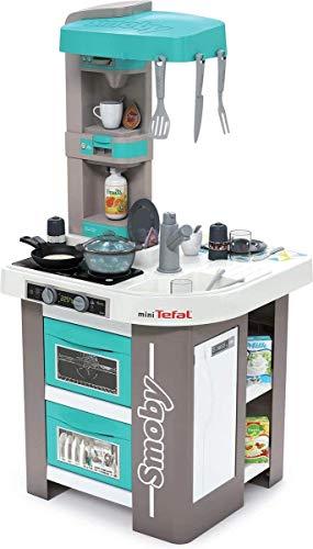 Smoby Tefal Studio Bubble Küche Spielküche für...
