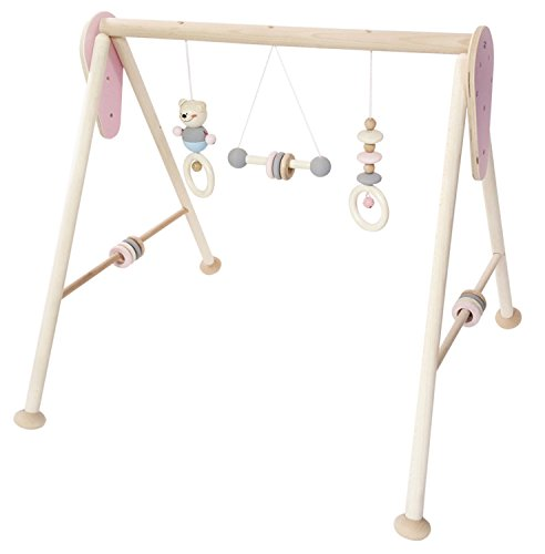 Hess Holzspielzeug 13382 - Babyspielgerät aus...