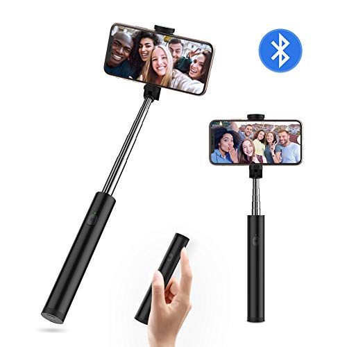 Yoozon Bluetooth Selfiestick mit integrierter...