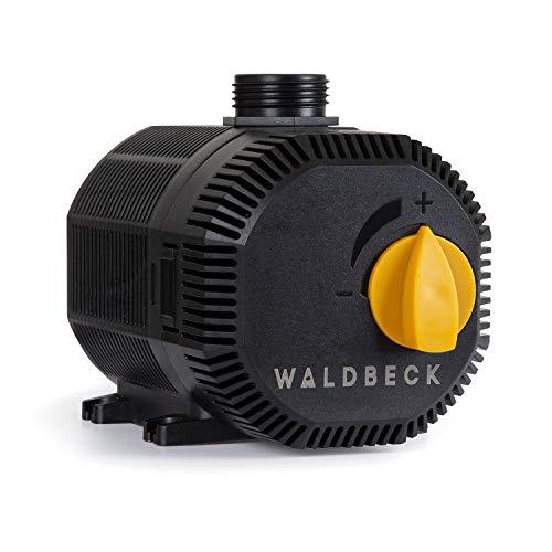 Waldbeck Nemesis T35 Teichpumpe, 35 Watt, Maximale...