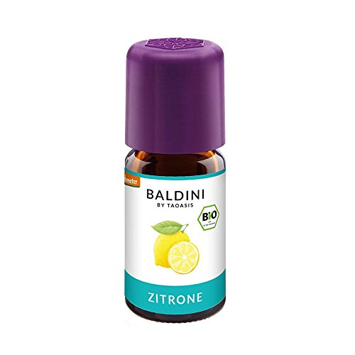 Baldini - Zitronenöl BIO,100% naturreines...