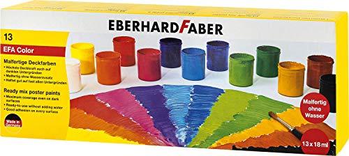 Eberhard Faber 575613 - EFA Color Malfertige...