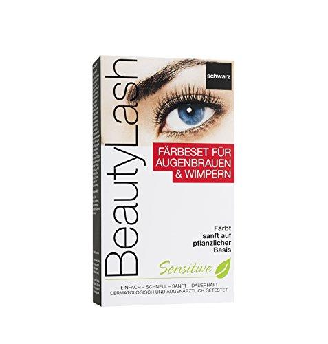 Beauty Lash Färbeset Sensitive schwarz, 1 Stück