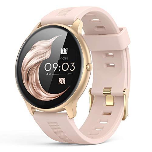 Smartwatch, AGPTEK 1,3 Zoll Armbanduhr mit...
