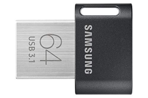 Samsung FIT Plus 64GB Typ-A 300 MB/s USB 3.1 Flash...