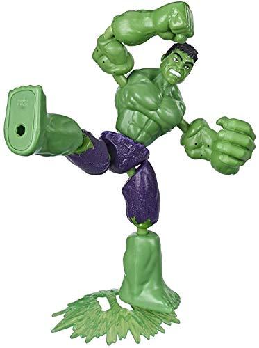 Marvel Avengers Bend And Flex Action-Figur, 15 cm...