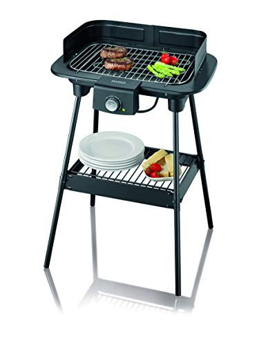 SEVERIN PG 8551 Barbecue-/Standgrill (2.300W,...