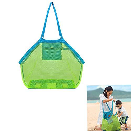 Wohlstand Strand Aufbewahrung Tasche Netz...