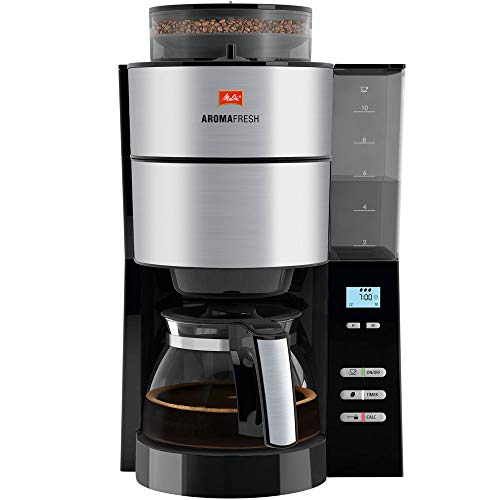 Melitta 1021-01 AromaFresh Filterkaffeemaschine...