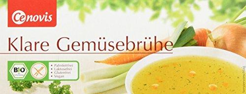 Cenovis Bio Klare Gemüsebrühe, laktosefrei,...