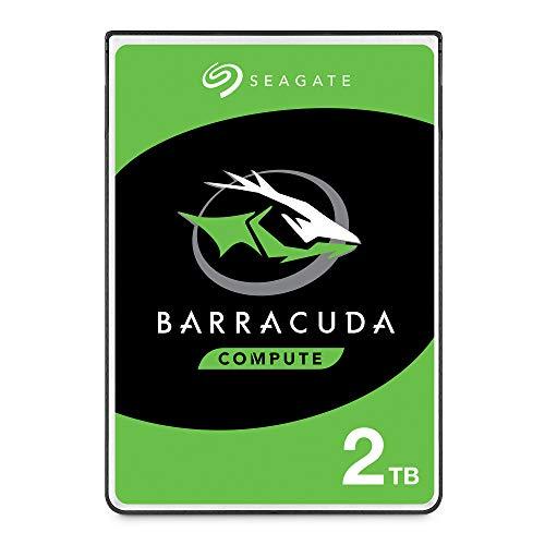 Seagate BarraCuda 2 TB HDD, Festplatte intern...