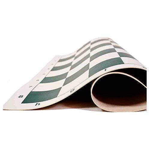 LINMAN Schachbrett rollbares Vinyl.Ideal zum...
