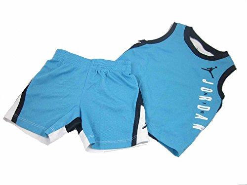 Nike Air Jordan Baby Jungen Basketball Jersey Set...