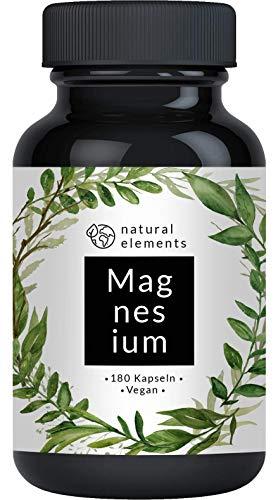 Premium Magnesiumcitrat - Vergleichssieger 2019* -...