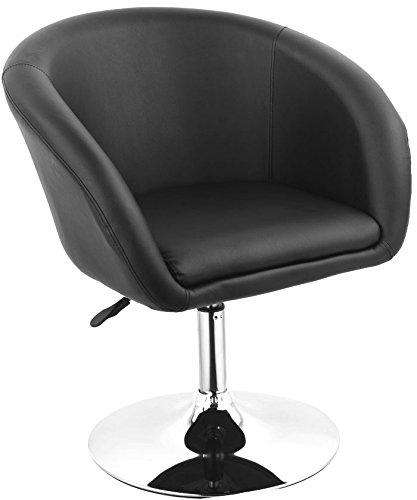 Duhome Sessel Schwarz höhenverstellbar...