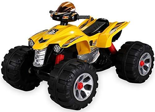 Actionbikes Motors Kinder Elektro Quad Burst 2 x...