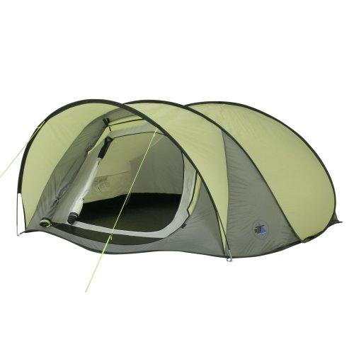 10T Campingzelt Maxi 3 Pop-Up Wurfzelt...