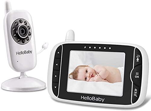 Video Babyphone mit Kamera und Audio, Halten Babys...