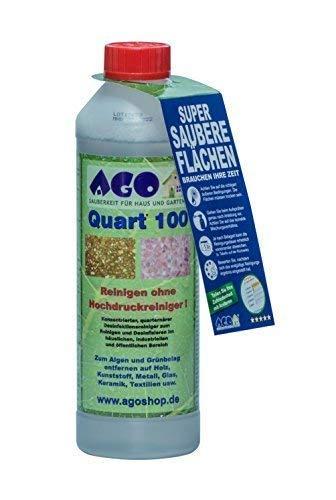 AGO® Quart 100 Grünbelag Entferner Chlorfrei &...