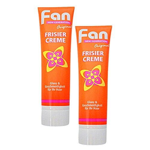 2er Pack Fan Frisiercreme Cospharma in Tube (2 x...