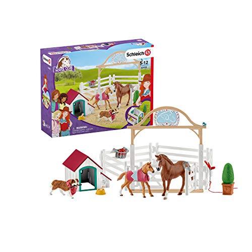 Schleich 42458 Horse Club Spielset - Horse Club...