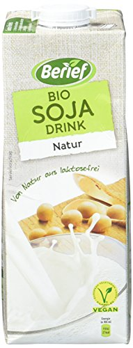 Berief Bio Soja Drink Natur, 1000 ml