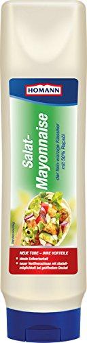 Homann - Salat-Mayonnaise - 875 ml