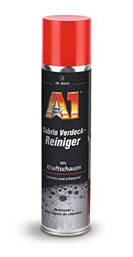 Dr. Wack - A1 Cabrio Verdeck-Reiniger, 400 ml...